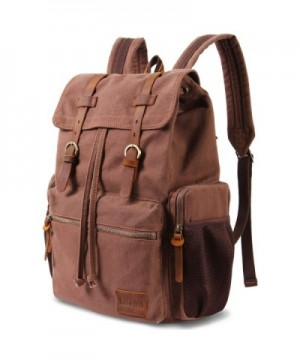 Lifewit Inch Canvas Laptop Backpack
