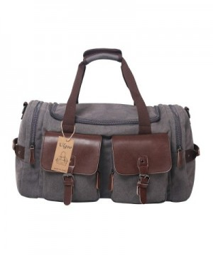 Ulgoo Travel Leather Weekend Overnight