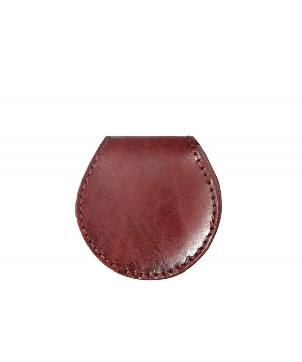 Diophy Small Leather Round 8261