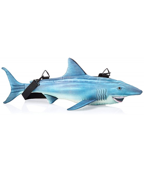 Pealra Shark Dark Blue Size