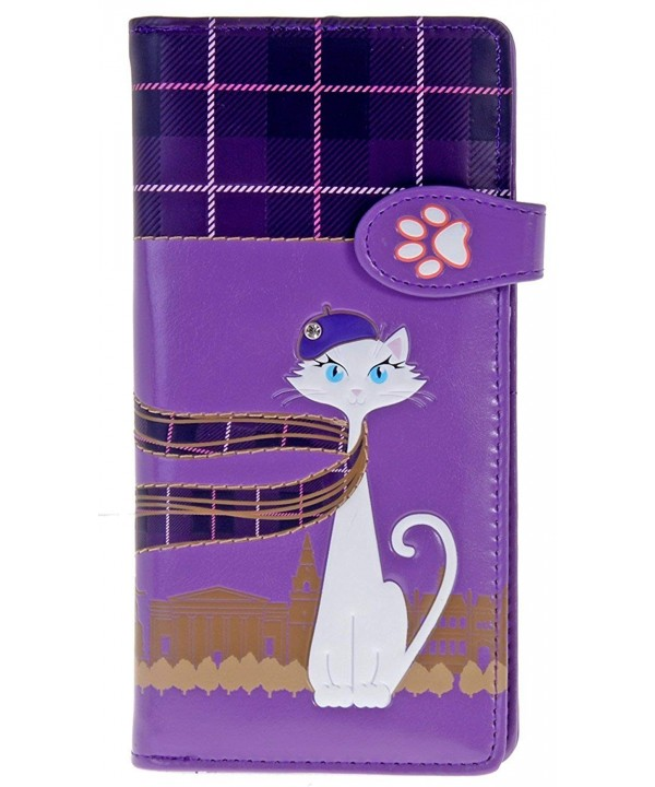 Shag Wear Womens Wallet Scottish
