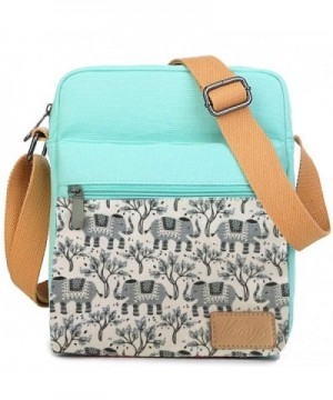 Kemys Elephants Crossbody Messenger Thanksgiving