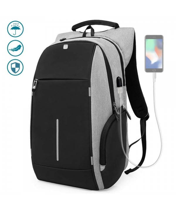 Business Backpack HiOrange Waterproof Reflective