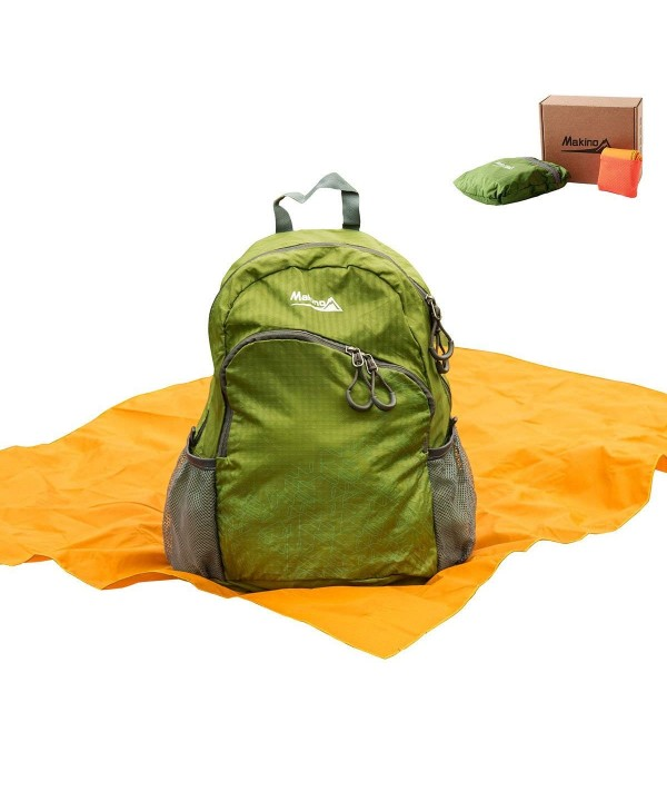Makino Foldable Daypack Ultralight Blanket