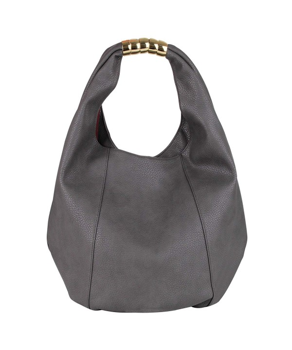 Women Handle Leather Shoulder capacity