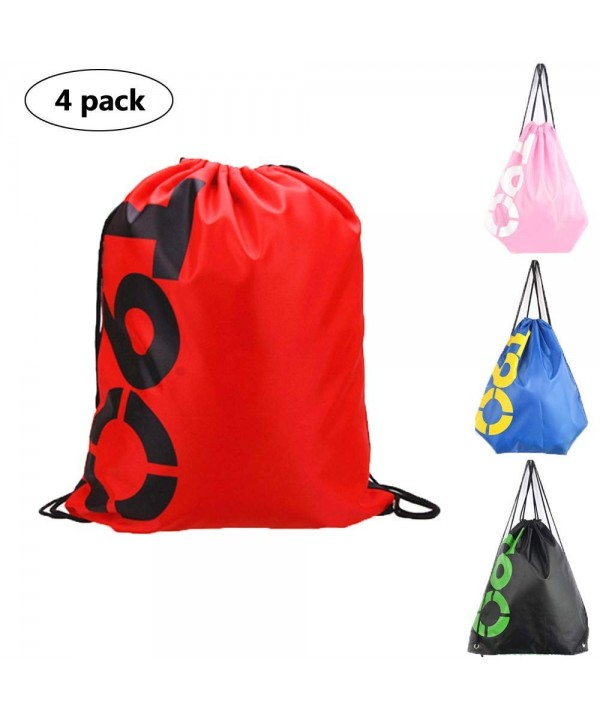 Drawstring Waterproof Swimming Backpack Childrens