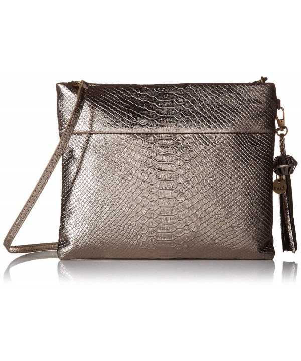 Sak Tomboy Convertible Clutch Pyrite