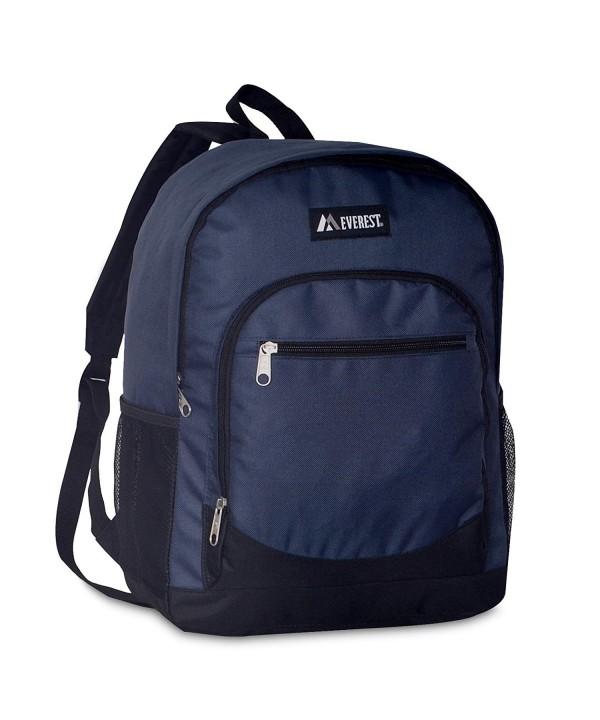 Everest Casual Backpack Pocket Black