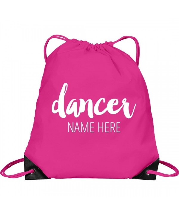 Custom Cute Dance Bag Teen