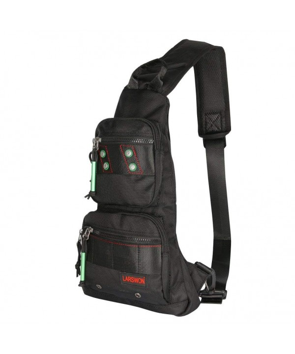 Sling Chest Larswon Backpack Shoulder