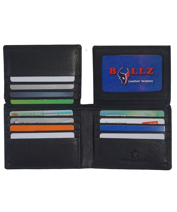 Bullz Blocking Protection Leather Security