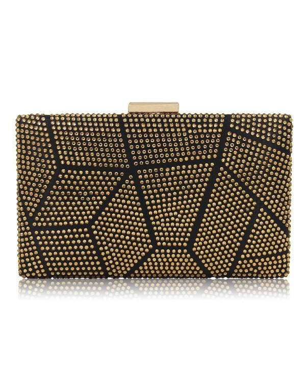 Clutches Crystal Evening Wedding Handbags