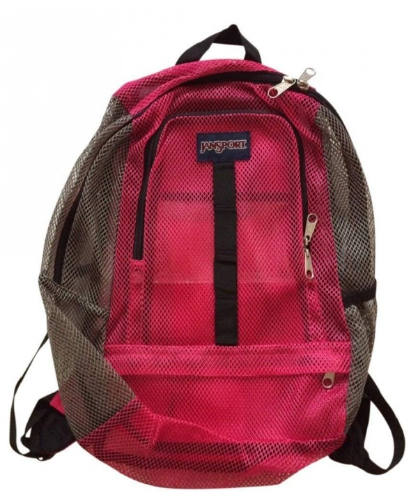 JanSport Specter Backpack Pink Tulip