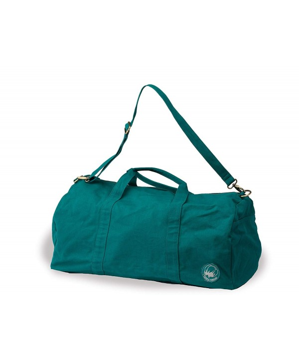 Organic Cotton Canvas Duffel travel