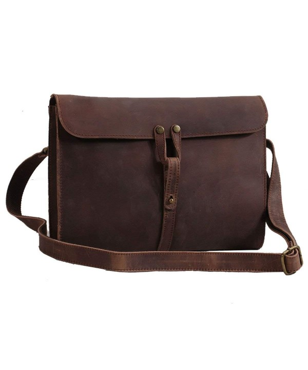 Genuine Leather Crossbody Baseball Shoulder