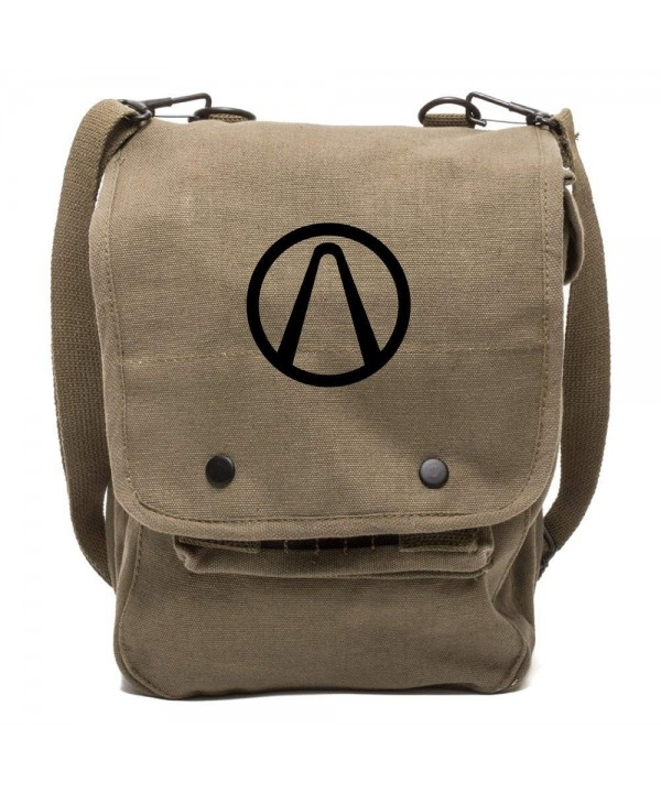 Grab Smile Borderlands Canvas Crossbody