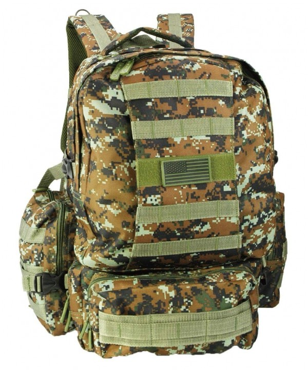 IMPACK Military Tactical Backpack Trekking