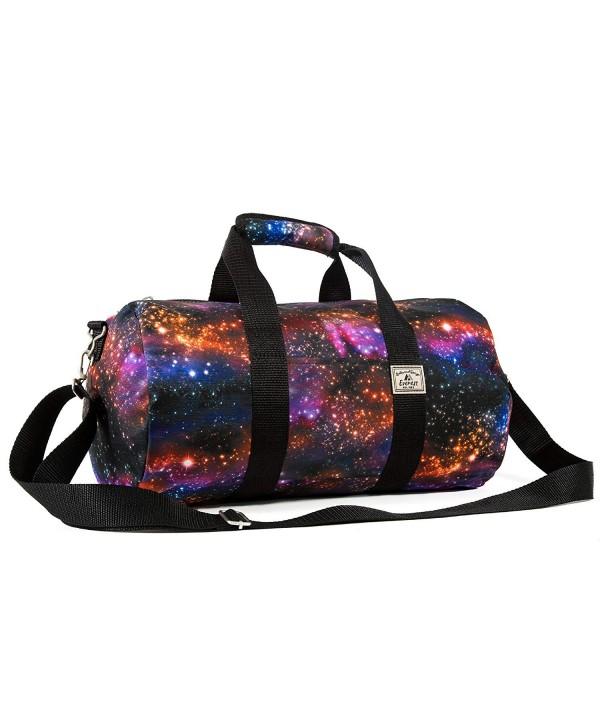 Everest Pattern 16 inch Duffel Galaxy