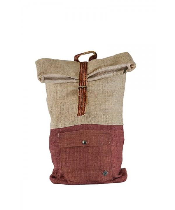 virblatt backpack womens hemp fashion