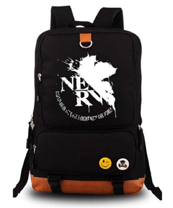 Siawasey Genesis Evangelion Cartoon Backpack