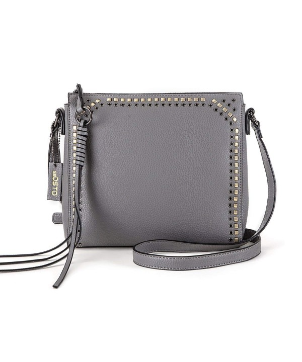 seOSTO Medium Crossbody Shoulder Tassel