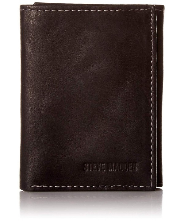 Steve Madden Leather Blocking Technology