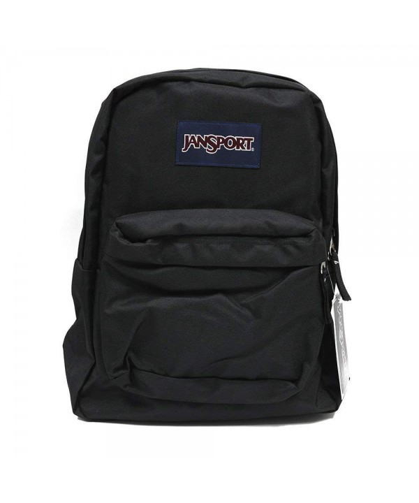 Jansport Superbreak Backpack Black T936