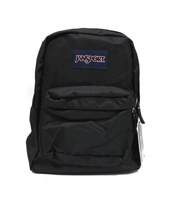 Jansport Superbreak Backpack Black T936