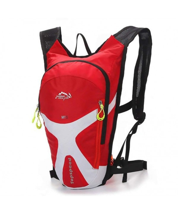 West Biking Backpack Rucksack Daypacks Red