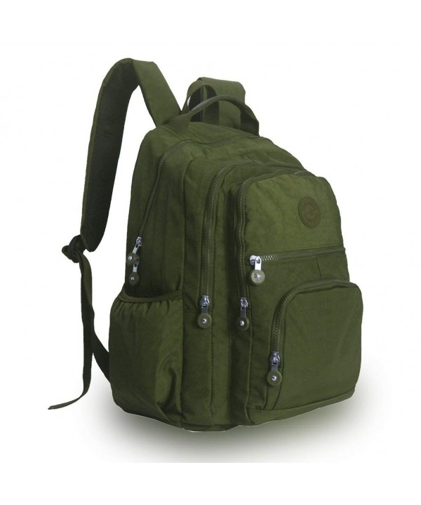 Gatycallaty Canvas Computer Backpacks Student