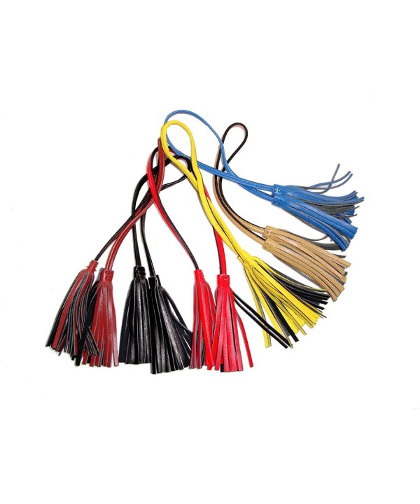 IUHA handbag Accent Colorful Tassel