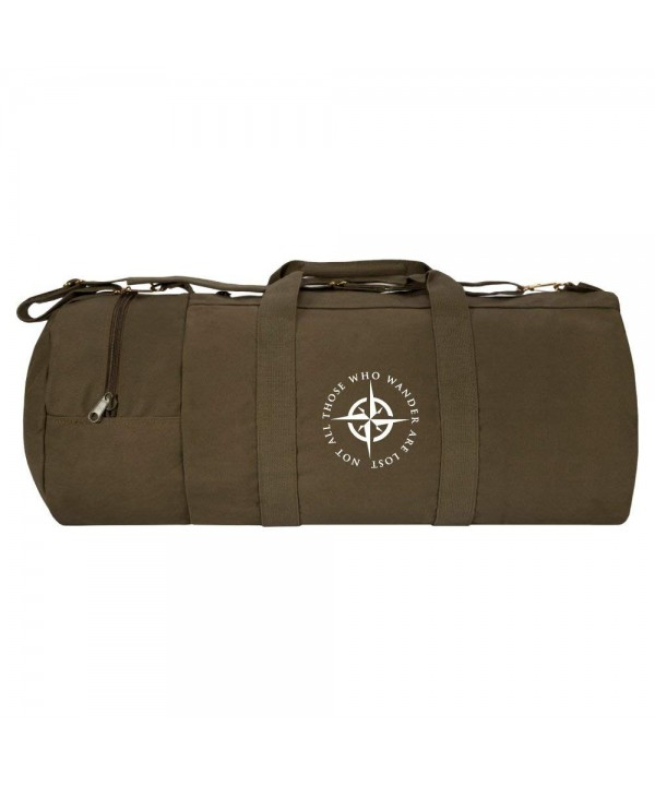 Those Wander Double Ender Duffel