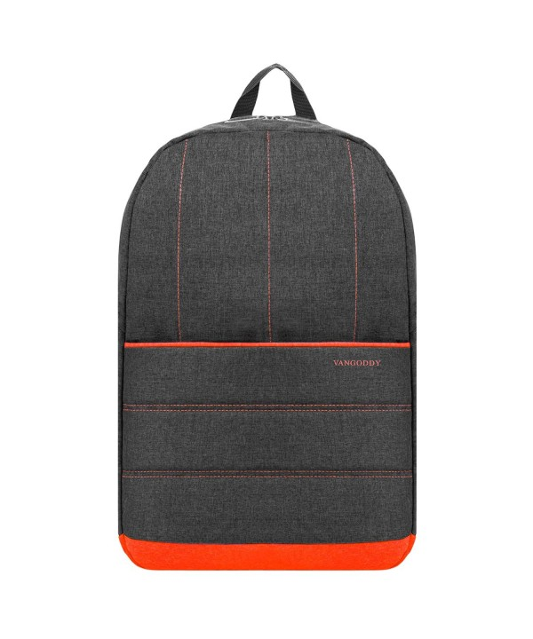 Grove Orange Laptop Backpack Aspire