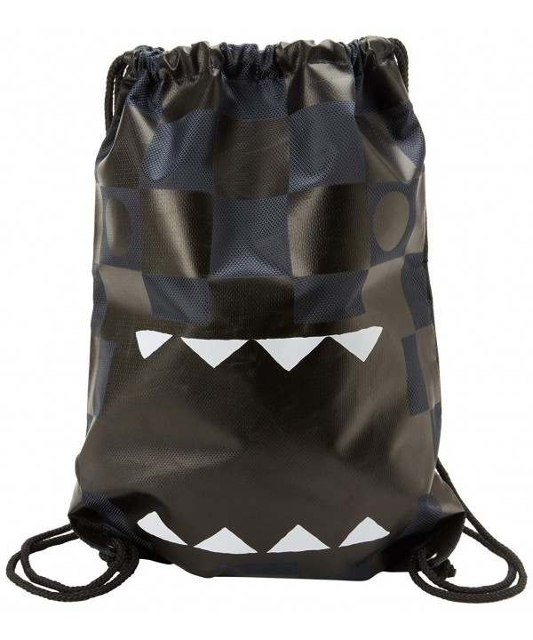 Domo Mens Checkered Back Sack