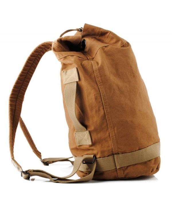 DRF Backpack Vintage Rucksack Outdoor
