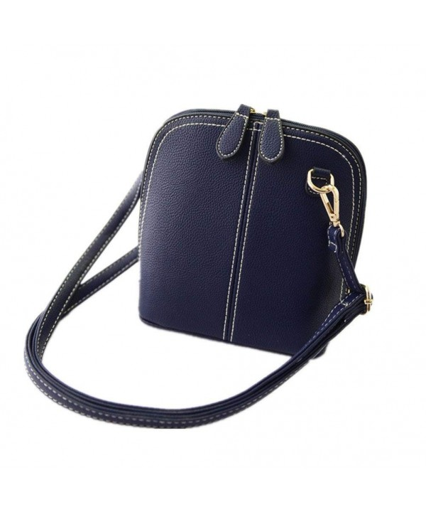 Frosted Handbag Shoulder Messenger Satchels