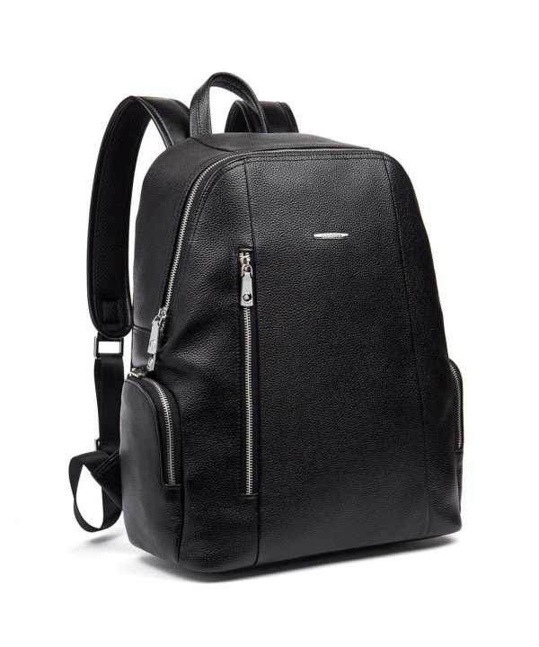 BOSTANTEN Leather Backpack Daypack Shoulder