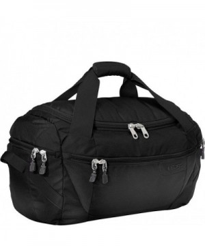 eBags Companion Duffel Solid Black