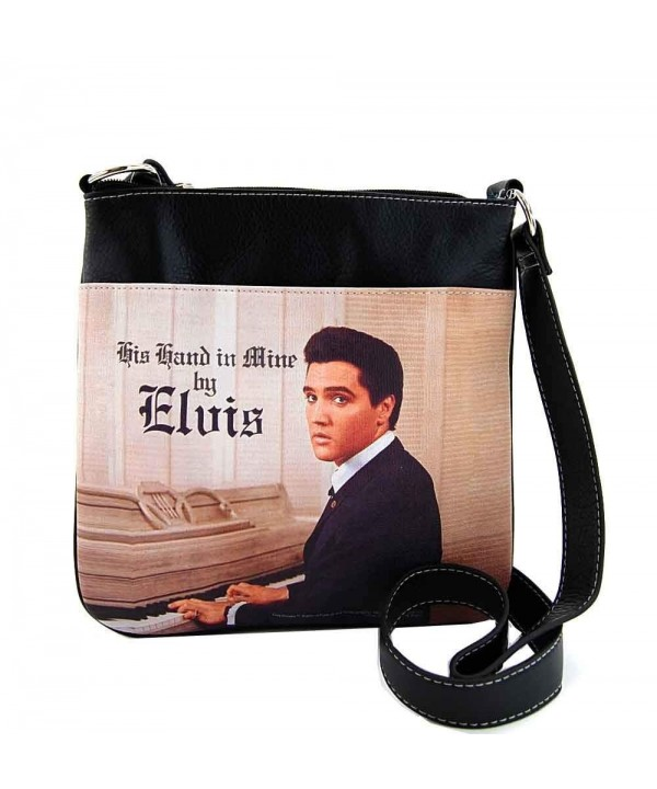 Elvis Presley Cross Body Piano