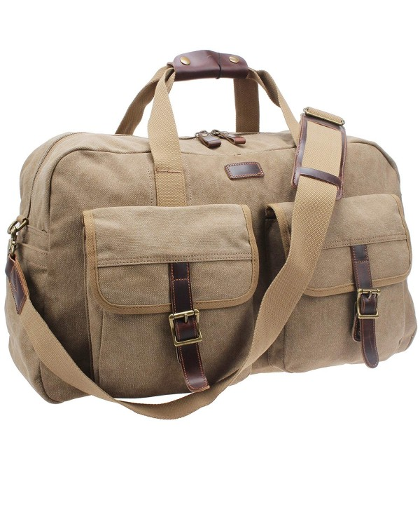 Overnight Travel Duffle Canvas B31