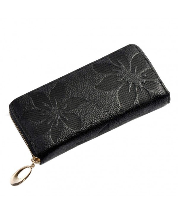 G zebra Womens Leather Organizer Wallets