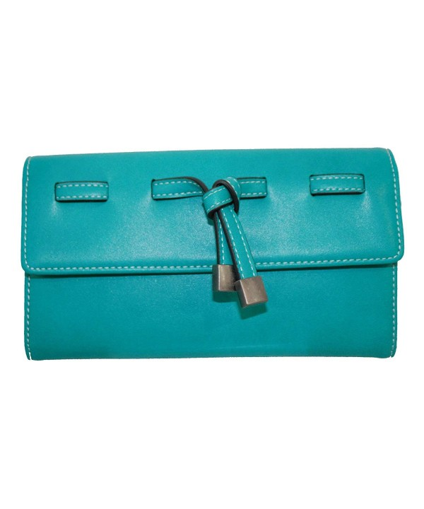 Simply Noelle All Tied Wallet