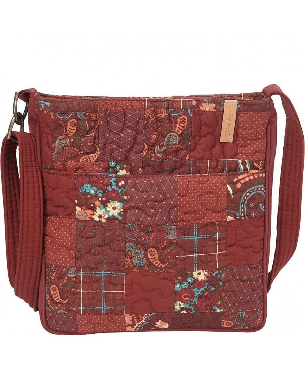Donna Sharp Hipster Crossbody Autumn