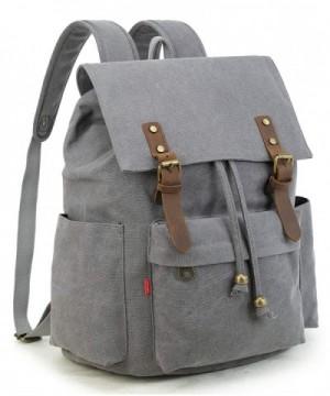 Crest Design Vintage Backpack Rucksack