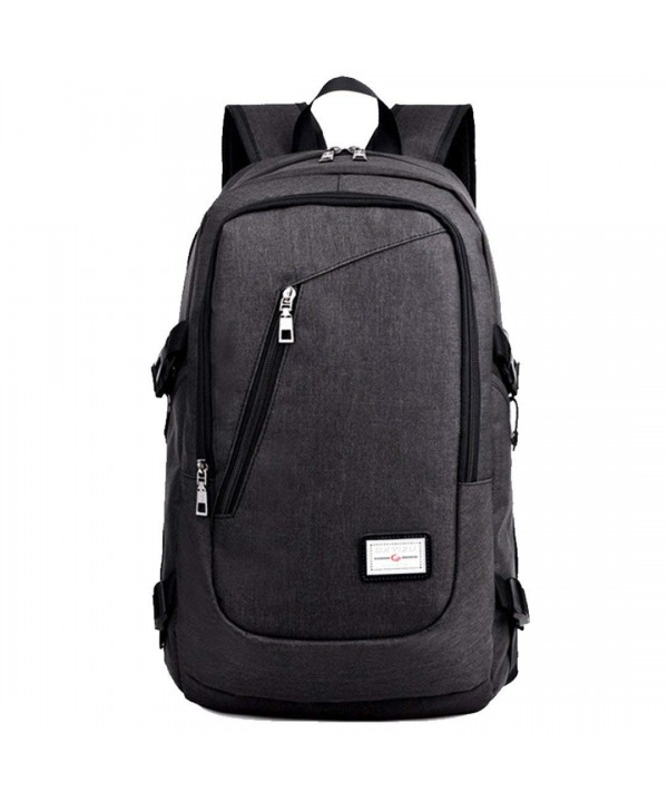 DADALING Business Resistant Polyester Backpack