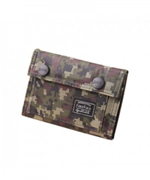 Digital Camouflage Wallet Casual Trifold
