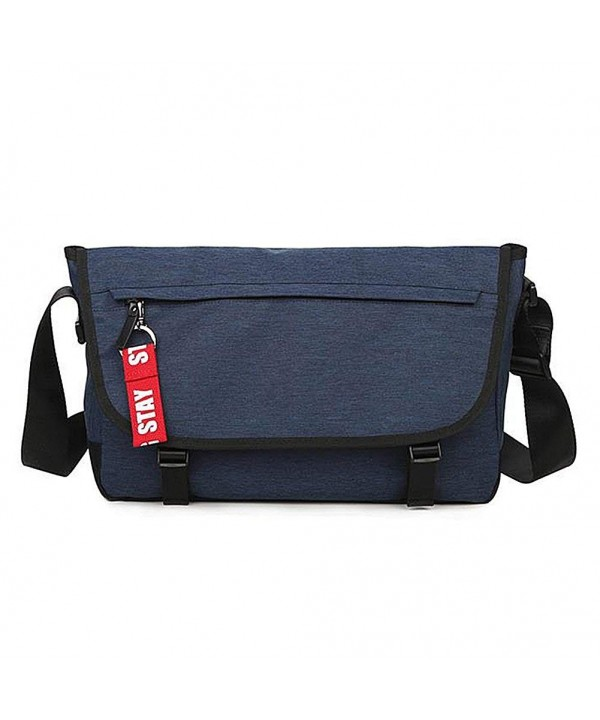 Documentary 24H Lightweight Messenger Crossbody