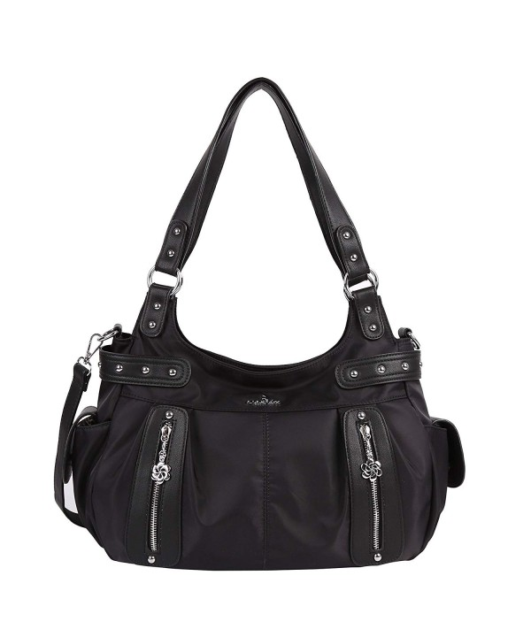 Angelkiss Handbags Multiple Pockets Shoulder