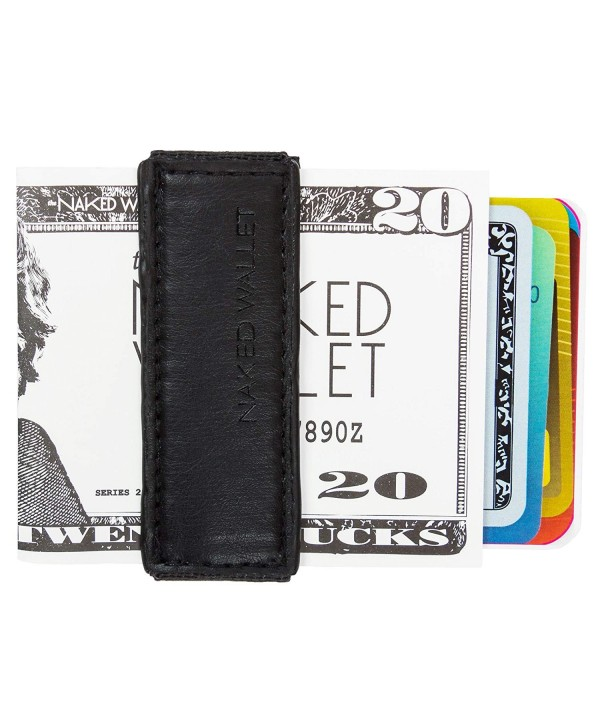 Naked Wallet Holder Milano Black