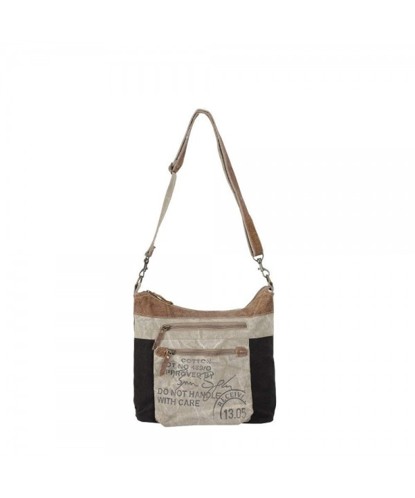 Myra Upcycled Shoulder Bag S 0904